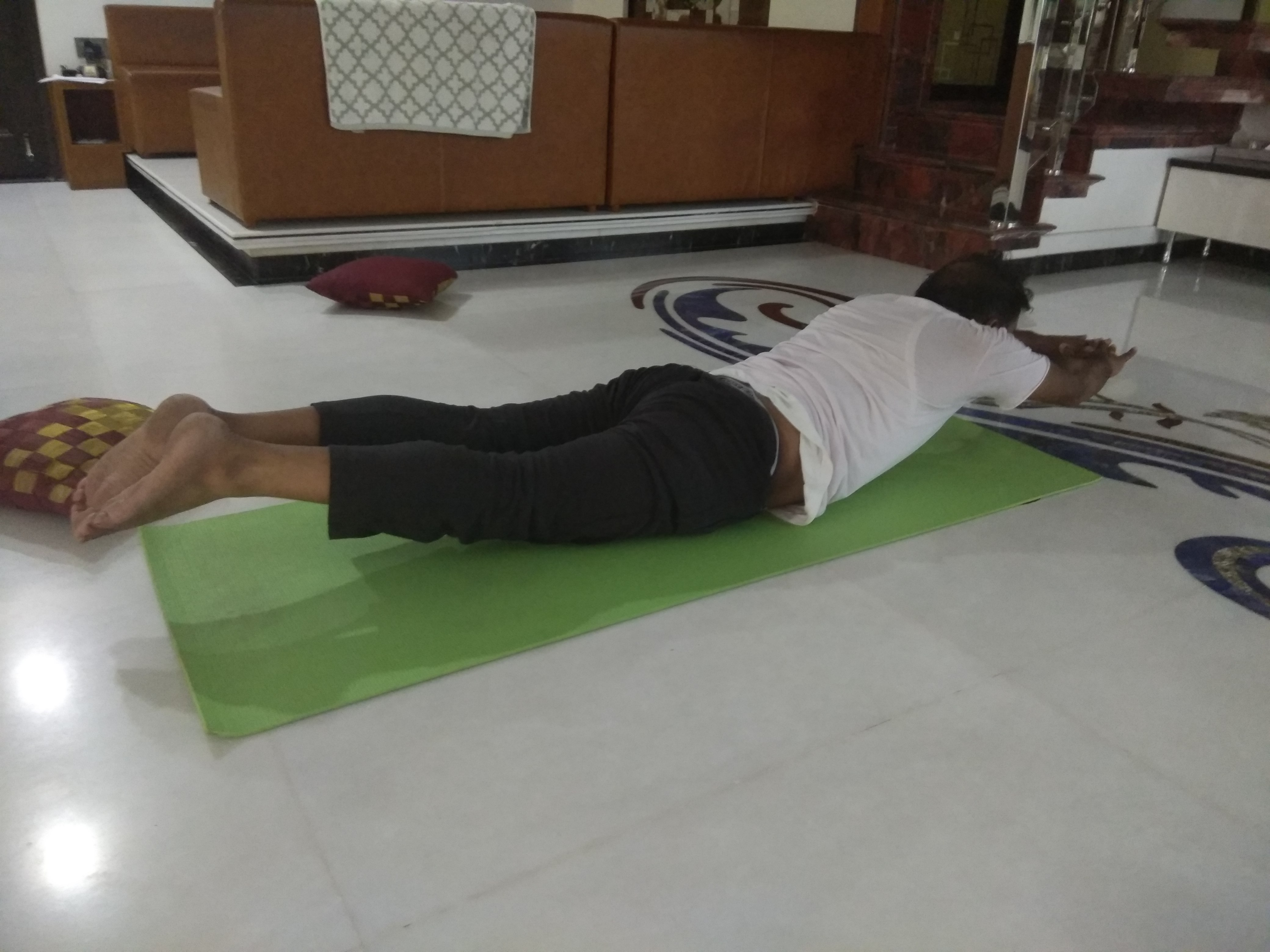 Experienced Yoga Teacher for Home in Pitam Pura, Kohat and